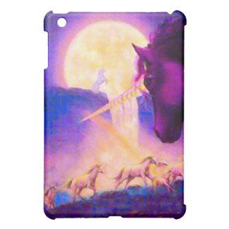 Lone Sage Unicorn iPad Mini Case