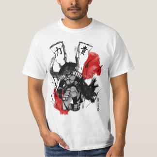 Lone Samurai Warrior T Shirt