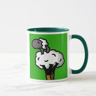 Lone Sheep clean Mug