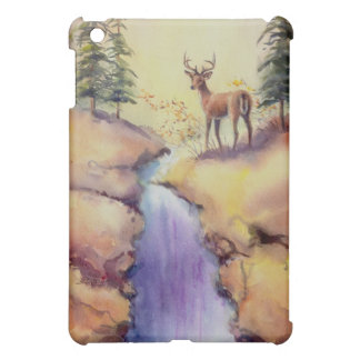 LONE STAG by SHARON SHARPE Case For The iPad Mini