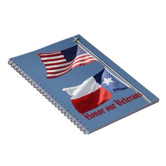Lone Star America Notebook
