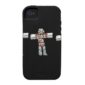 Lone Star Beer Can Men Case For The iPhone 4