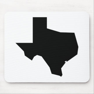 Lone Star by Leslie Peppers Mouse Pad