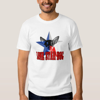 Lone Star Dog T Shirt