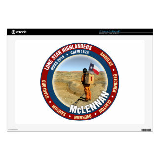 Lone Star Highlanders Crew 167A Laptop Skins