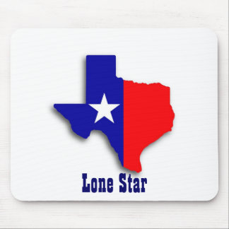 Lone Star Mouse Pad