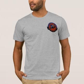 Lone Star Red Star Men's Gray T-Shirt
