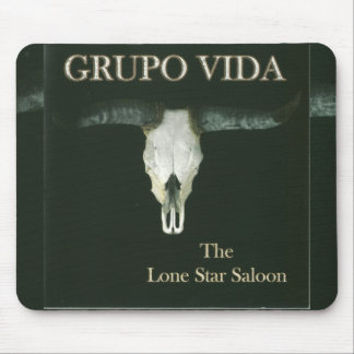 Lone Star Saloon Mouse Pad