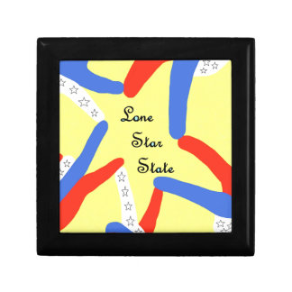 Lone Star State Jewelry Box