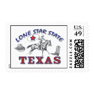 Lone Star State Stamp