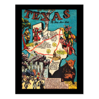 Lone Star State Postcards