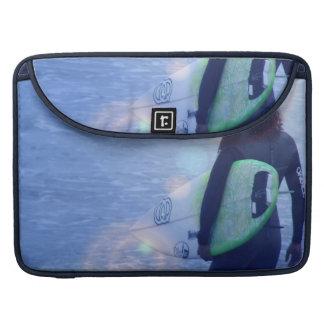 """Lone Surfer 15"""" MacBook Sleeve Sleeve For MacBook Pro"""