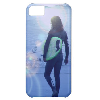 Lone Surfer Case For iPhone 5C