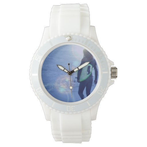 Lone Surfer Wristwatch