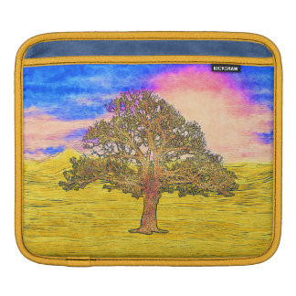 LONE TREE iPad Sleeve
