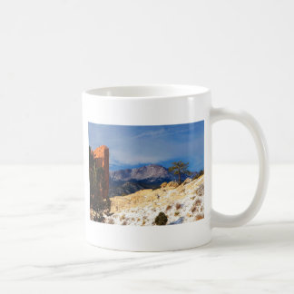 Lone Tree Classic White Coffee Mug