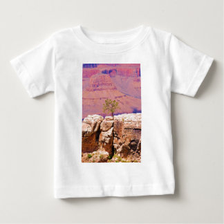 """""""Lone Tree on Canyon Ridge"""" collection Baby T-Shirt"""