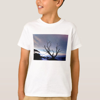 Lone Tree on Shore T-Shirt