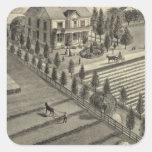 Lone Tree Ranch Square Sticker