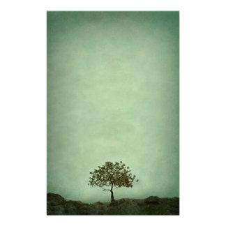 Lone Tree Sea Green Wedding Stationery