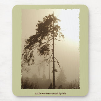 Lone Tree Series Mousepads