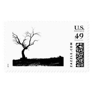 Lone Tree Stamp
