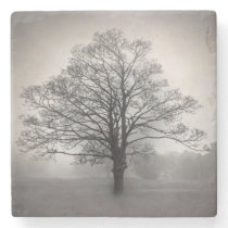 Lone Tree Stone Coaster