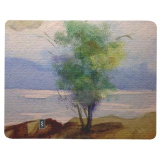 LONE TREE WATERCOLOR JOURNAL