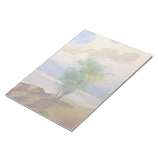 LONE TREE WATERCOLOR NOTEPADS