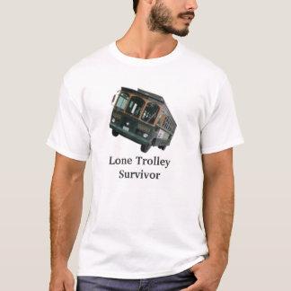 Lone Trolley Survivor T-Shirt