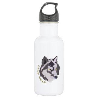 Lone Wolf 18oz Water Bottle