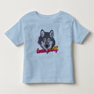 Lone Wolf, 80's style! Shirt