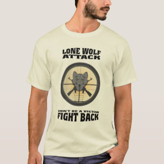 LONE WOLF ATTACKS 2 T-Shirt
