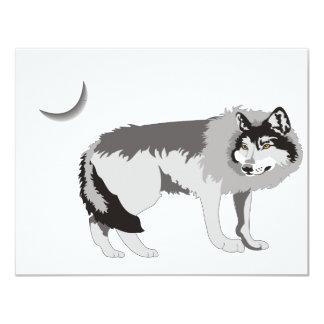 Lone Wolf II -Mystery Canine! Card