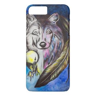Lone Wolf iPhone 8 Plus/7 Plus Case