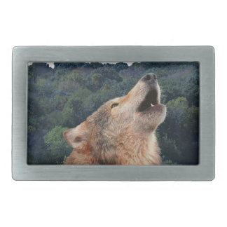 Lone Wolf - Multi-Products Belt Buckle