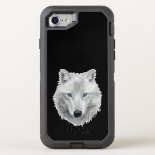 big sale dc22a fbbf2 Lone Wolf OtterBox Defender iPhone 8/7 Case
