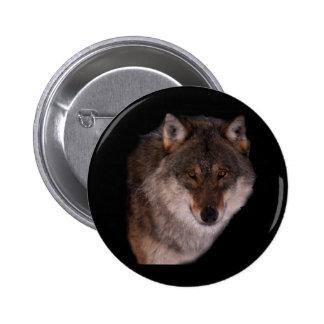 Lone wolf Pin
