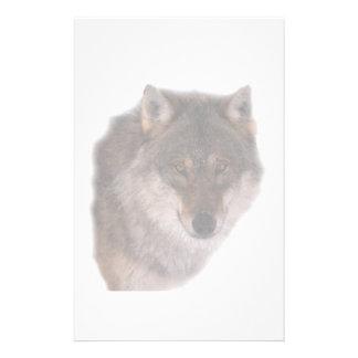 Lone wolf Stationery