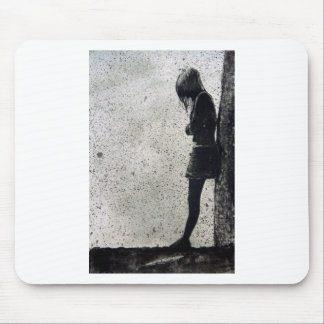 Loneliness Mouse Pad