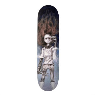loneliness & my near-complete life skateboard deck