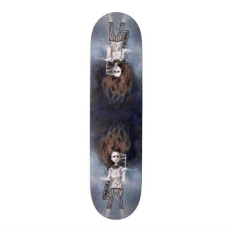 loneliness & my near-complete life skate deck