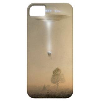 Lonely Alien Abduction iPhone SE/5/5s Case