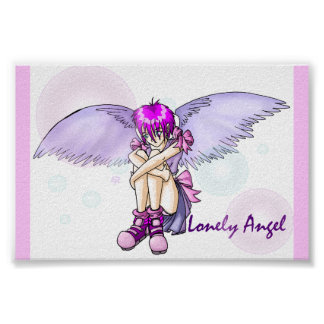 Lonely Angel #1 Posters