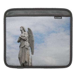 lonely angel iPad sleeves
