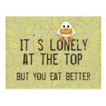 Lonely at the Top Postcards