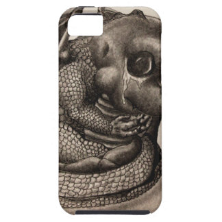 Lonely Baby Dragon iPhone SE/5/5s Case
