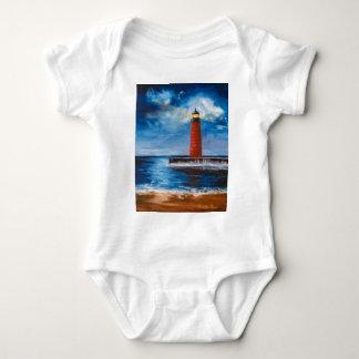 Lonely Beacon Infant Baby Bodysuit
