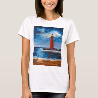 Lonely Beacon Ladies Tshirt