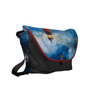 Lonely Beacon Messenger Bag